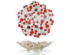 PT056.L.C Asiatic Pennywort (Red) 30x30x7.5 cm. Price : 168.53 $