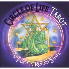 Circle of Life Tarot Cards by Maria Distefano | Holisticshop