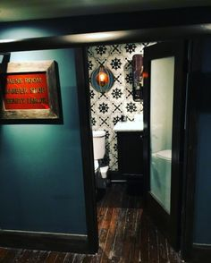 Here's our VINTAGE wall tile in Florentine at Printers Alley Lofts in Nashville. Design by Anderson Design Studio. #printersalley