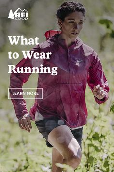Running is more comfortable when you have the right attire for the conditions. We cover fabrics, features and accessories to consider for a running outfit that keeps you properly ventilated, insulated and dry. Winter Running, Warm Weather, What To Wear, Fabrics, Athletic, Journal, Cover, Health, Outfits