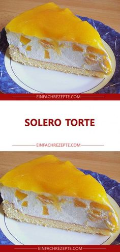 Solero Torte Solero Torte The post Solero Torte appeared first on Essen Rezepte. Easy Pastry Recipes, Easy Cake Recipes, Snack Recipes, Dessert Recipes, Easy Smoothie Recipes, Easy Smoothies, Passion Fruit Juice, Torte Recipe, Food Cakes