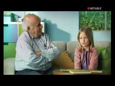 Niños que intentan acortar la brecha digital con sus abuelos #tecnologia #infancia