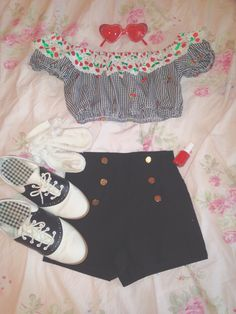"spoiledsweet: "" Lolita 1997 inspired outfits  """