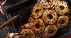 Χοιρινό ψητό με ανανά