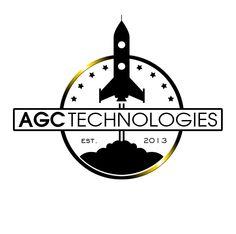 Tech start-up logo