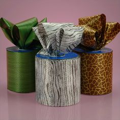 Welcome to the jungle! Ribbon perfect for putting some rawr in any craft project