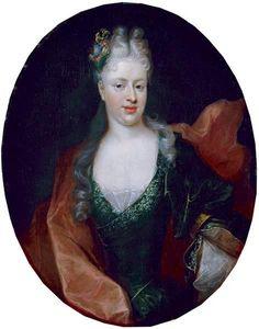 Adam Manyoki - Katarzyna Bielińska de Besenval, 1713