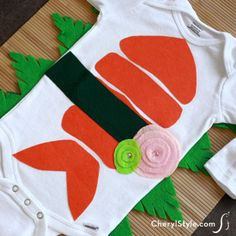 Make an adorable sushi Halloween costume for your infant without having to spend a bunch of time or money!