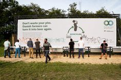 Beercycling  /  Danish Agriculture and Food Council  /  2015