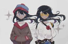 Anime Girl Stan and (?)