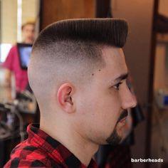 Barber: @nikolay_generalov #BARBERHEADS #barbershopconnect #internationalbarbers #thebarberpost #sharpfade #barbercon_russia #wahlshop #topgunbarbershop #mrrightbarbershop #boycut_moscow #firmabarbershop #usachi #chopchop #apachesmoscow #mrkg #toporbarber #alaskalook #парикмахер #москва #стрижка #борода #барбер thanx to top-barbershop.com