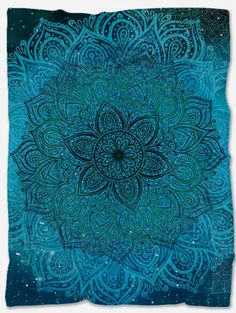Provide warmth and comfort with this Boho Mandala Blanket. With its incredible design and vibrant colors, it will make your home even more beautiful. Not only that but it will make you feel extreme coziness with its soft and warm fabric. It is a perfect gift for someone you want to make happy and at the same time feel comfortable. It is handmade just for you and has a unique design that can't be found anywhere else. Mandala Blanket, Polar Fleece Blankets, Make Happy, Wall Tapestry, Boho Chic, Vibrant Colors, The Incredibles, Warm, Make It Yourself