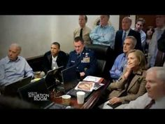 Inside The Situation Room with President Obama Rock Center Killing Of Os...