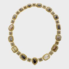 Todd Reed Necklace. Raw Elegance. Really beautiful!