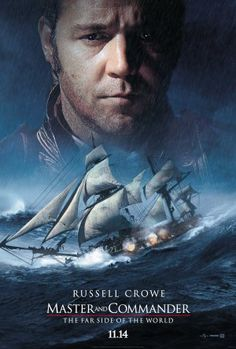 2003 - Master and Commander: The Far Side of the World - Peter Weir