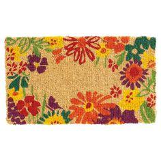 TAG Wildflowers Doormat