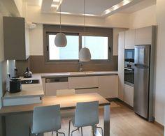 Stosa Infinity Kitchen Kitchen Decor, Kitchen Design, Ideas Hogar, House Windows, Kitchen Recipes, White Wood, Sofa Set, House Painting, Sweet Home