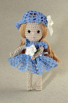 Crochet dolls by Annie's Granny Design