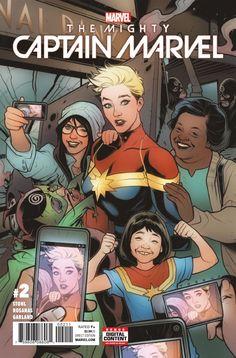 The Mighty Captain Marvel #2