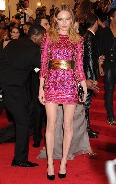 Pin for Later: Sieht so vielleicht die neue Kollektion von Balmain für H&M aus? Kate Bosworth