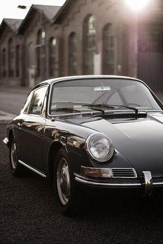 Porsche 911 jaren 60