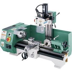 """8"""" x 16"""" Lathe with Milling Head 