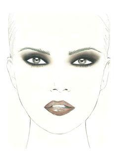 Julianne's Nude Look: Available in the Makeup Genius app Makeup Tips, Hair Makeup, Makeup Ideas, Beauty Make Up, Hair Beauty, Makeup Charts, Beauty Hacks, Beauty Tips, Make Up