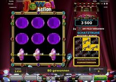 Jewel Action im Test (Novoline) - Casino Bonus Test