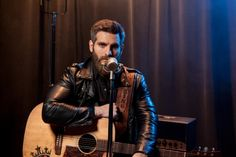 Alan Powell from Anthem Lights plays Jed King in 'The Song'