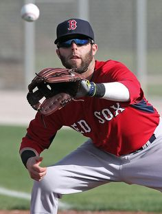Dustin Pedroia Boston Red Sox
