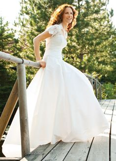 Lea-Ann Belter Bridal - Algonquin Collection - Jemma