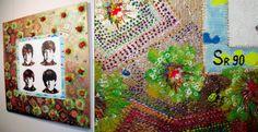 """""""Beatles square"""" Strontium'90 Art Group"""