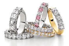 Love pink diamonds...
