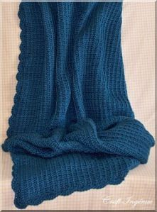 Oceana Afghan--free pattern.  Several other free patterns on this site.
