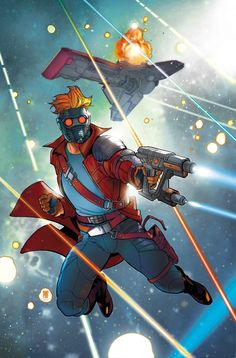 Star-Lord by Paco Medina