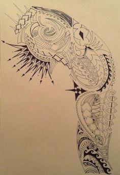 Tribal half sleeve samoan tattoos маори, татуировки маори, э Hawaii Tattoos, Mayan Tattoos, Polynesian Tattoos Women, Filipino Tribal Tattoos, Polynesian Tattoo Designs, Maori Tattoo Designs, Samoan Tattoo, Tattoo Sleeve Designs, Sleeve Tattoos