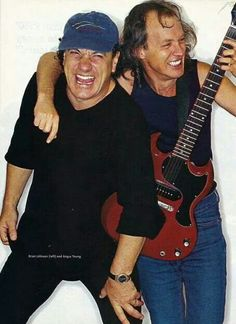Brian and Angus.