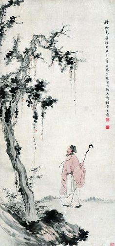 #traditionalchineseartwork #chineseinkpainting