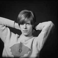 David Bowie, 1980 by Sharon Smith.