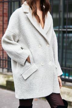 Le manteau boule