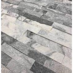 new ideas bath room grey stone living rooms Slate Wall Tiles, Grey Mosaic Tiles, Glitter Grout, Glitter Gif, Stone Bar, Grey Countertops, Natural Stone Flooring, Wall Exterior, Stone Backsplash