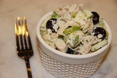 The Monogrammed Mom: Tarragon Chicken Salad {Whole 30 Approved} {Paleo} {Gluten-free} {Dairy-free}