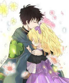 Anime Cupples, Anime Couples Manga, Cute Anime Couples, Anime Comics, Kawaii Anime, Anime Princess, My Princess, Anime Love Couple, Beautiful Anime Girl