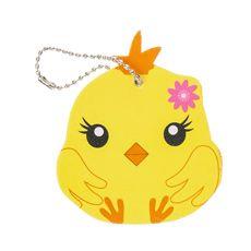 Yellow Chick Nail File