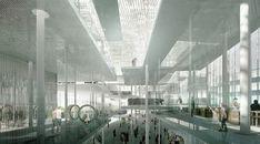 Light Forest: Helsinki Central Library / MenoMenoPiu Architects