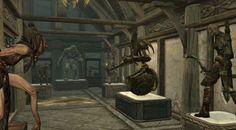 elder scrolls interior building - Google Search