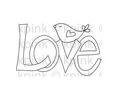 cookie inspiration: love... by Kristenpowersink