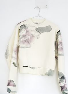 acne I just saw this print in person at creatures of comfort - <3  <3  <3
