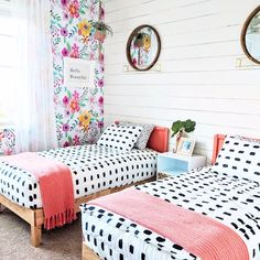 Big Girl Bedrooms, Little Girl Rooms, Girls Bedroom, Bedroom Decor, Bedroom Ideas, Beddys Bedding, Childrens Room, Girl Bedroom Designs, My New Room