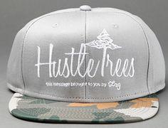 Hustle Trees Camo Snapback Cap By LRG - Oh Snapbacks, Strapbacks and 5 Panel Hats
